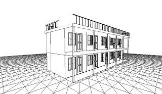 Проект Сборная гостиница