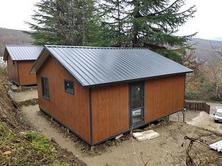 Построенный дом в селе Казачий брод Адлеровского района  городского округа Сочи