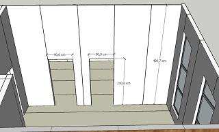 Проект размеров проемов для дверей