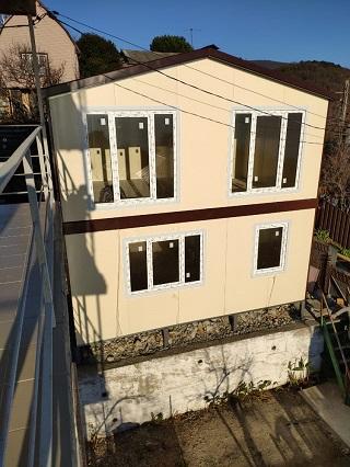 Построенный дом в Туапсе