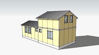 Проект сборного дома