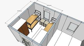 Проект Сборный хостел